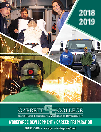 Garrett College Workforce Catalog