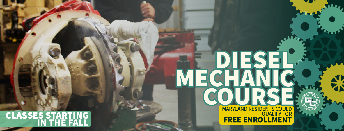 Continuing Education Diesel Mechanic